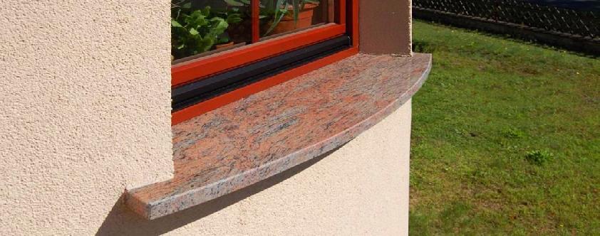 Fensterbänke für Innen und Aussen
